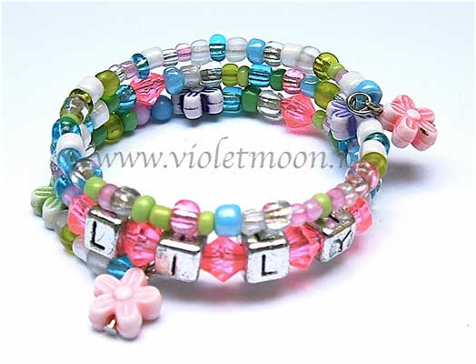 kids jewelry galery from violetmoon.nl