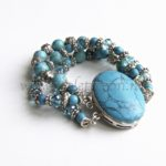 3 rij armband / 3 row bracelet from violetmoon.nl