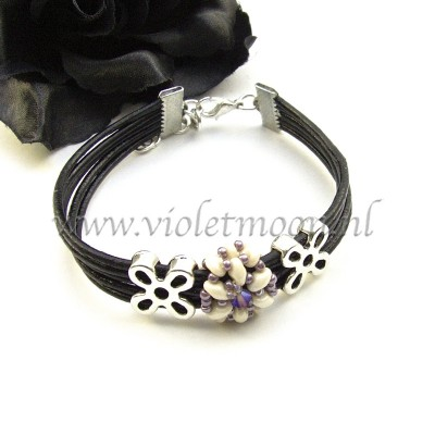 leather bracelet theme jewelry