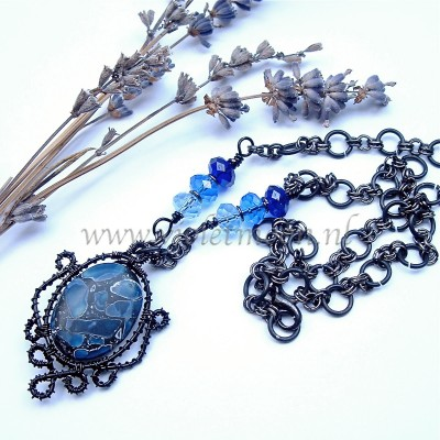 victorian / gothic theme jewelry from violetmoon