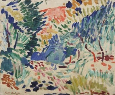 Landscape at Collioure