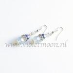 Opaliet oorbellen / Opalite earrings from violetmoon.nl