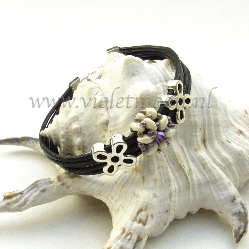 Arisa - Beaded Pandora Bead.