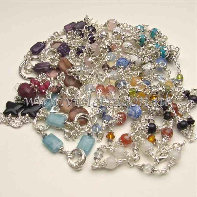 deel 2 armbanden / bracelets part 2