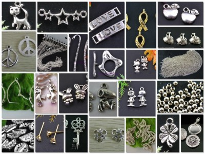 favourite materials is work with - charms and findings