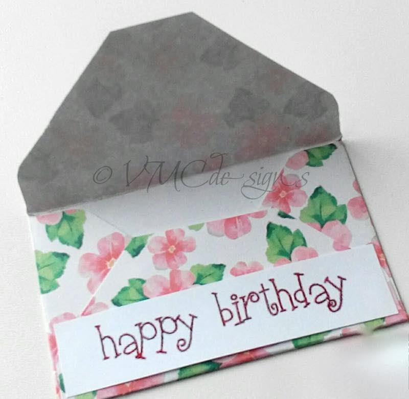 birthday card/gift