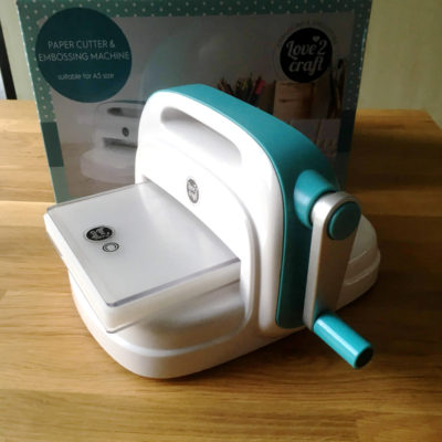 Review: Love 2 Craft cut and emboss machine